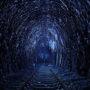 Tunel w środku Zima02