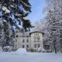 Willa – stare przedszkole na Wojkowie Zima02