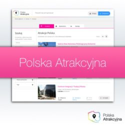 Link do portalu Polska Astrakcyjna