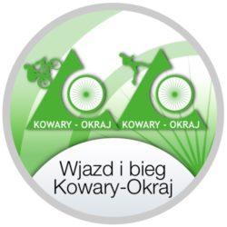Wjazd i bieg Kowary-Okraj