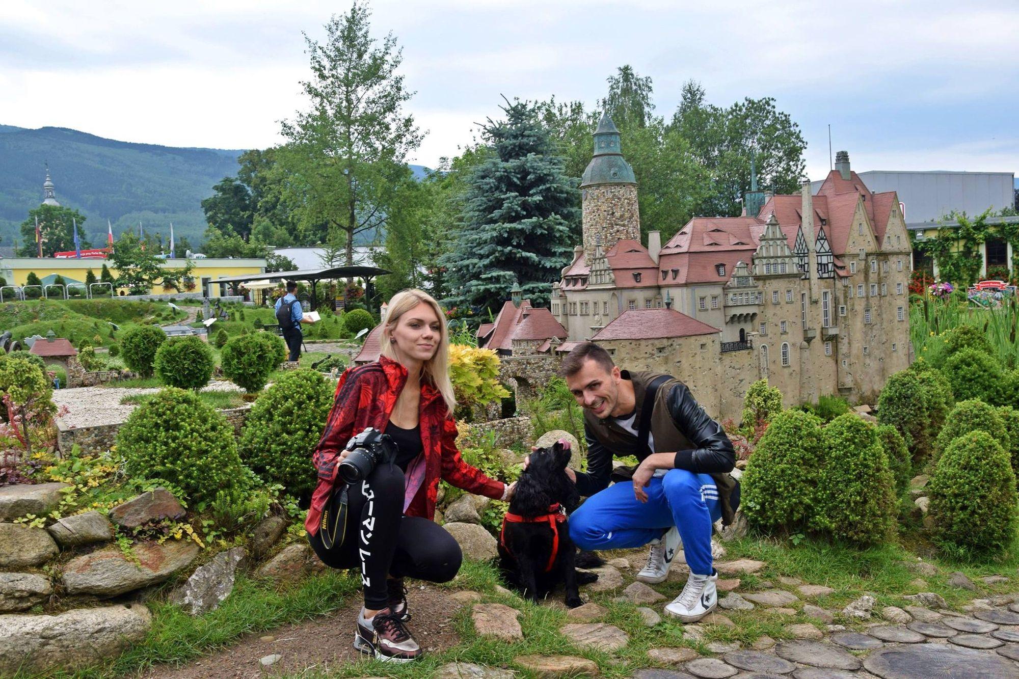 1. Park Miniatur Zabytków Dolnego Śląska w Kowarach