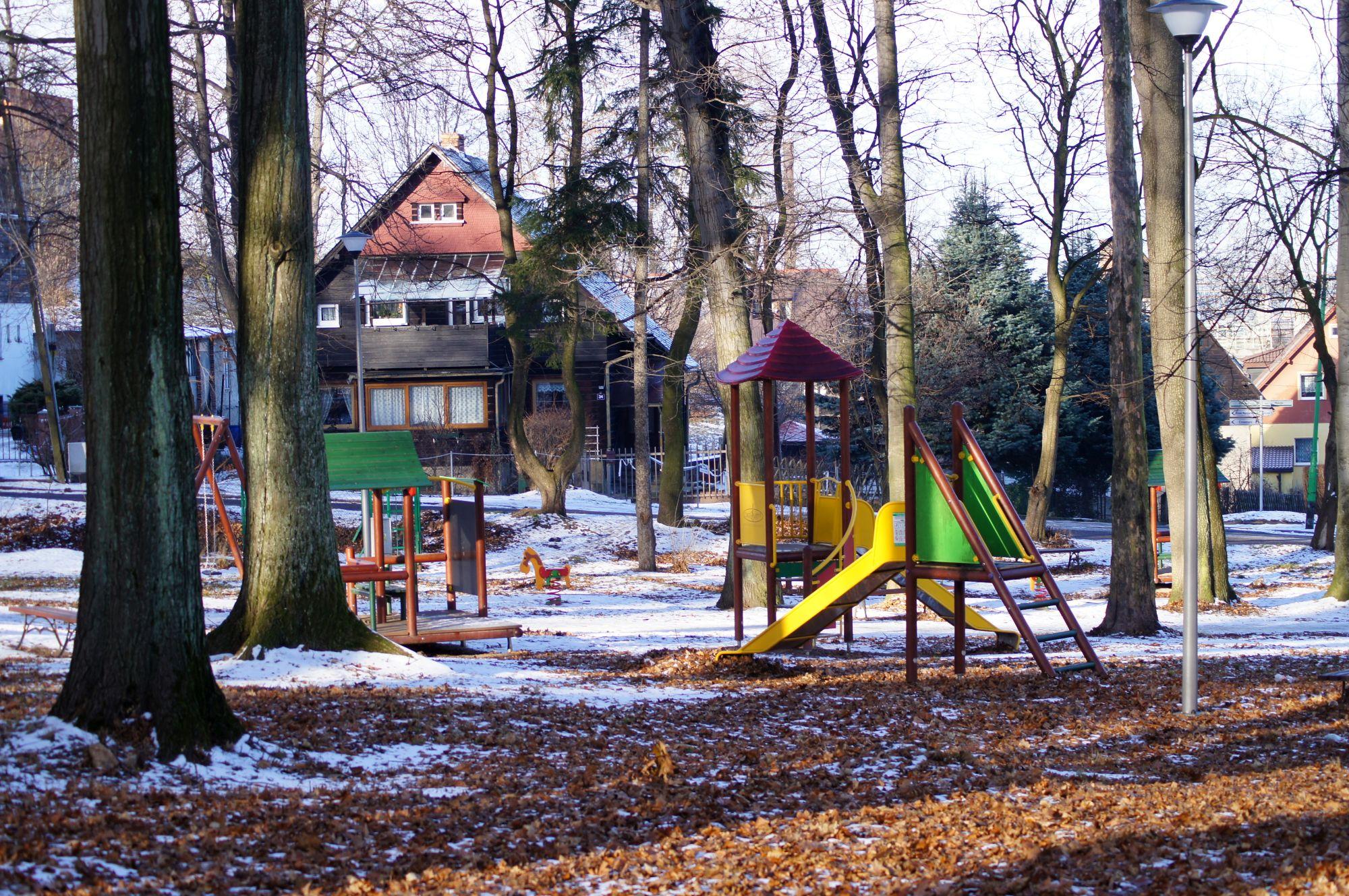 10. Leśny Park Miejski w Kowarach