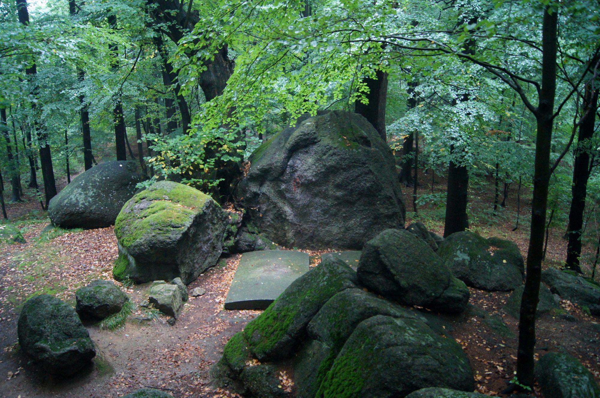2. Grobowce Rodziny von Reuss w Kowarach