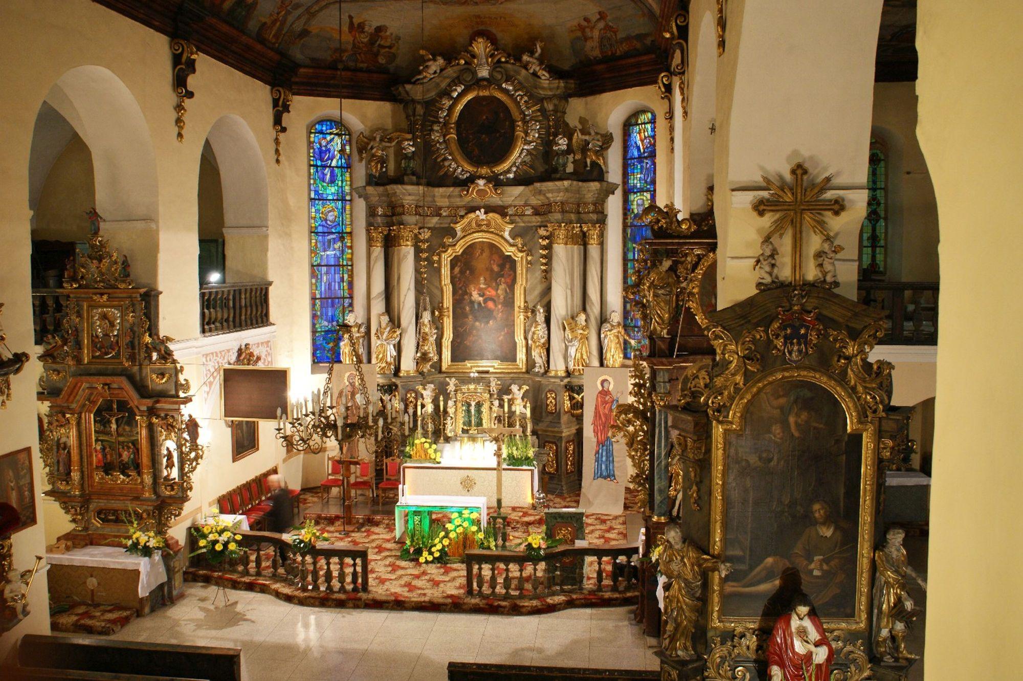 2. Kościół pw.im. NMP w Kowarach