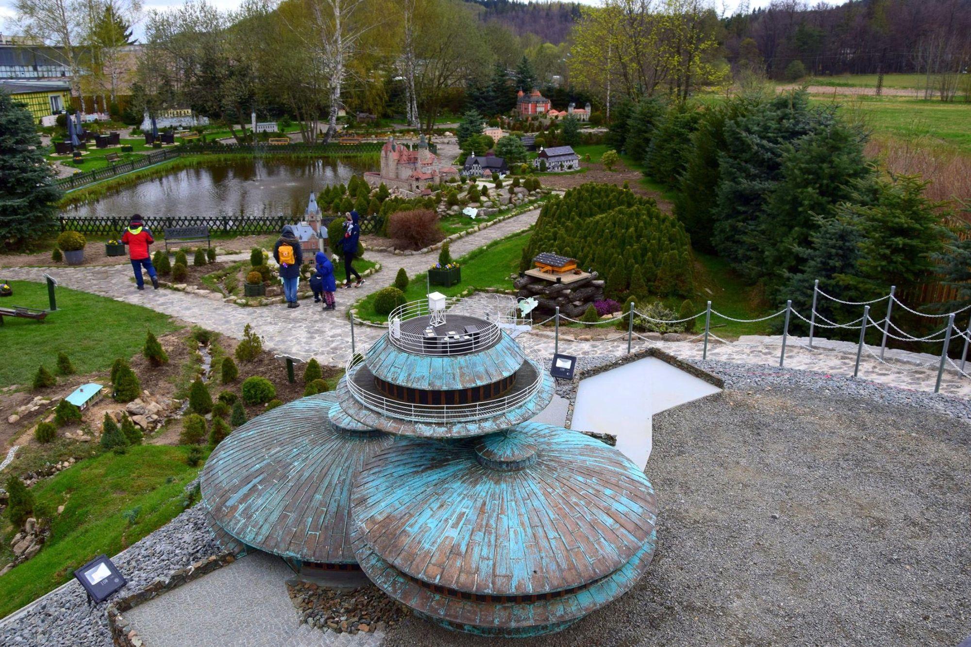 2. Park Miniatur Zabytków Dolnego Śląska w Kowarach