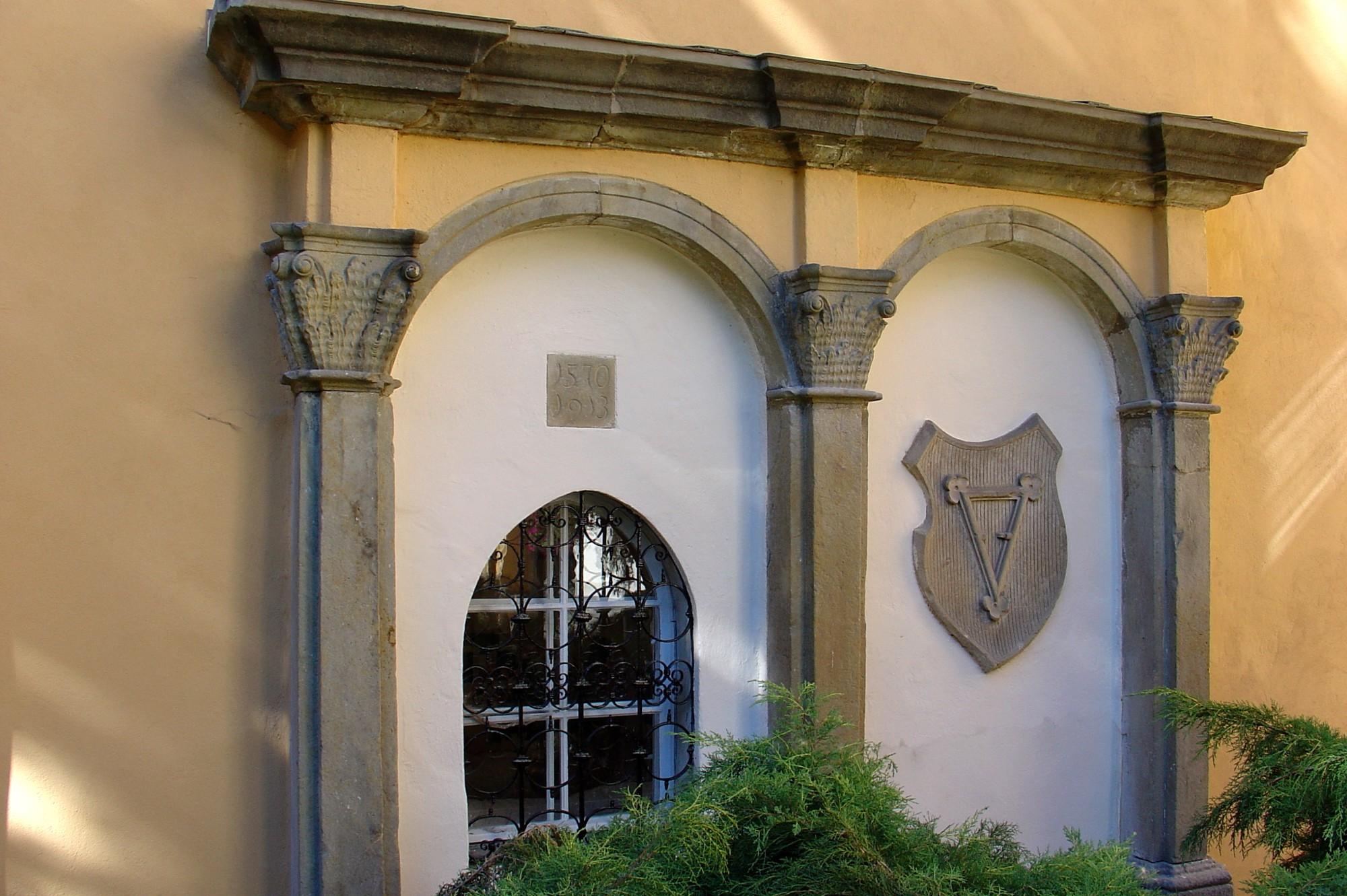 4. Pałac Nowy Dwór w Kowarach