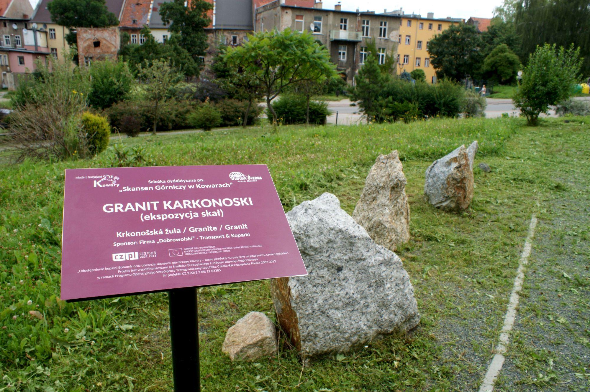 4. Skansen Górnictwa Kowarskiego