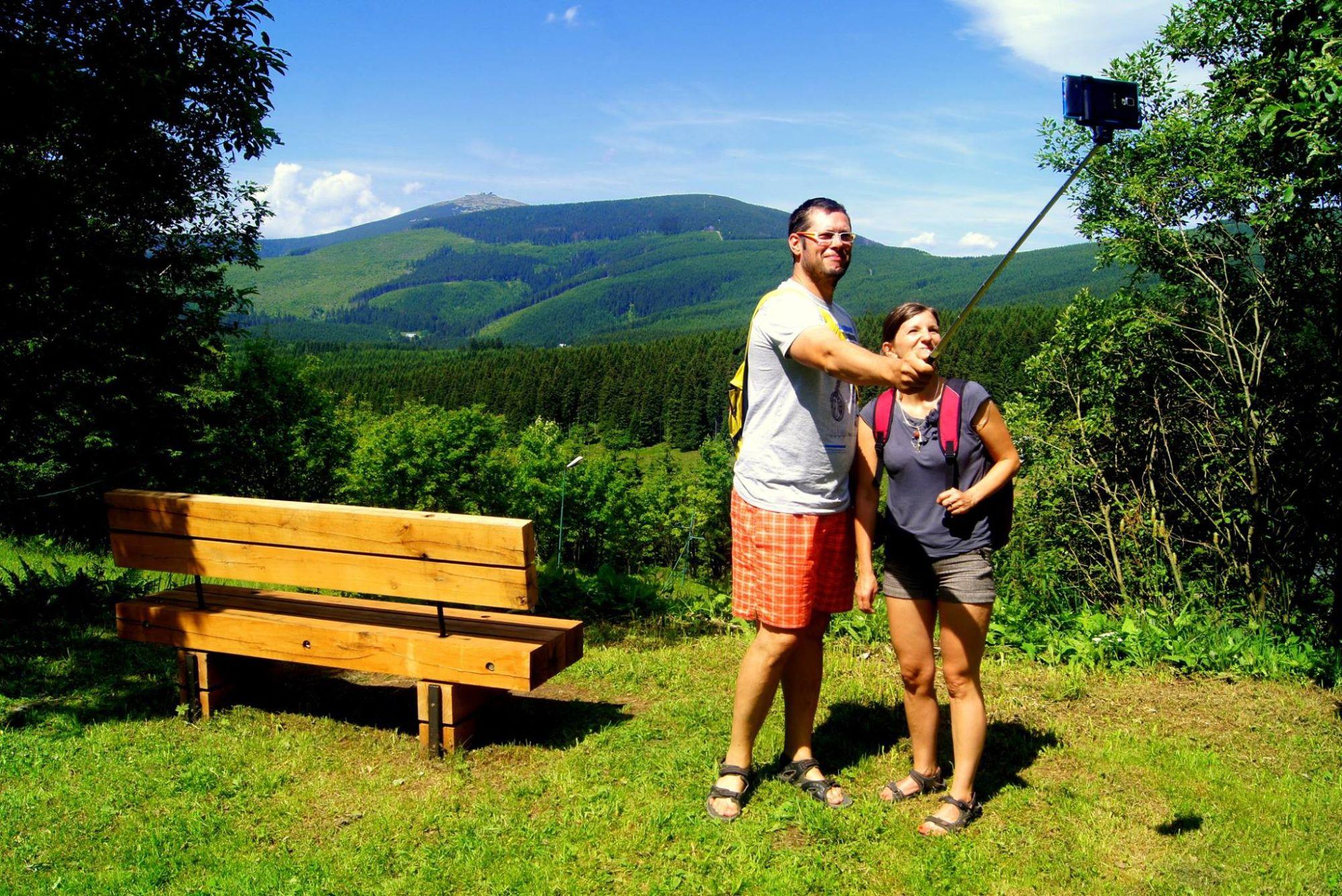 5. Przełęcz Okraj Kowary-Mala Upa