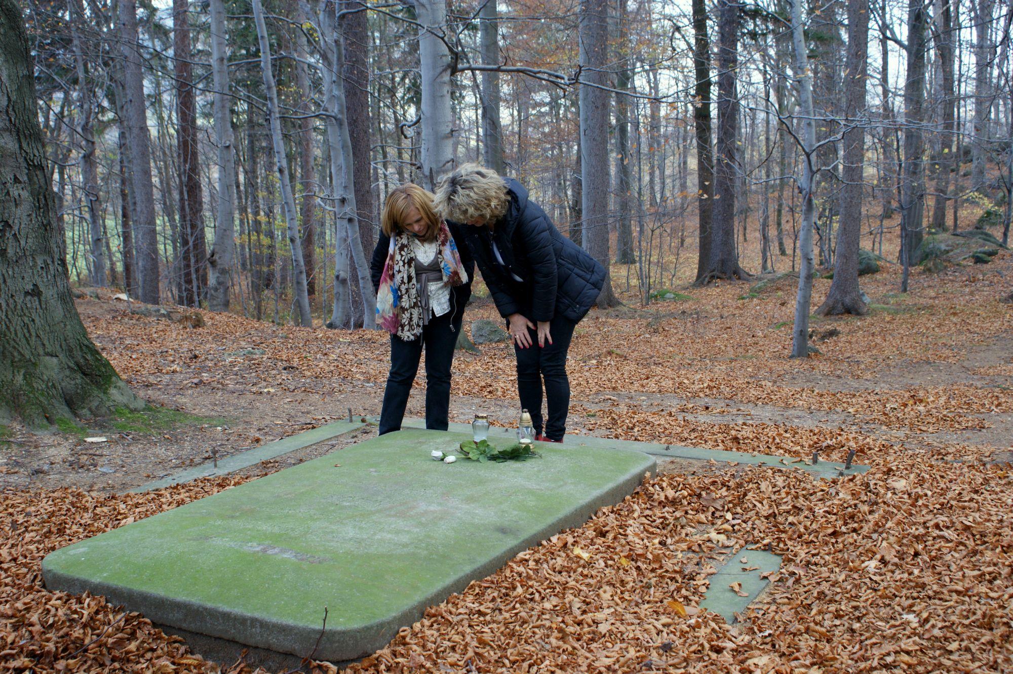 8. Grobowce Rodziny von Reuss w Kowarach