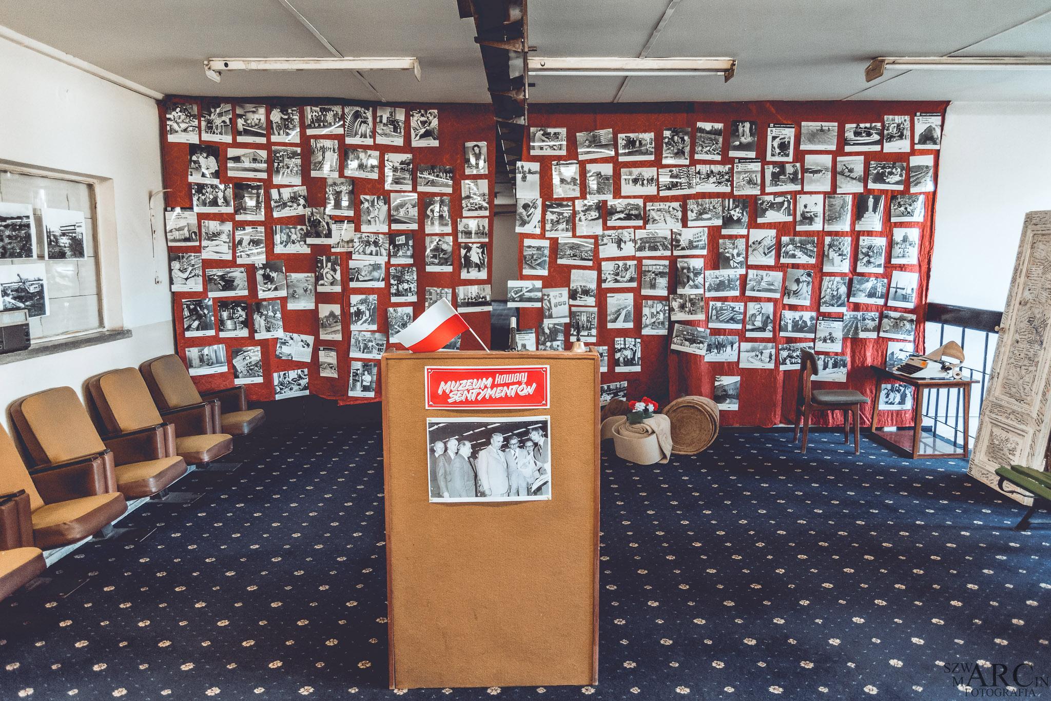 7. Muzeum Sentymentów w Kowarach