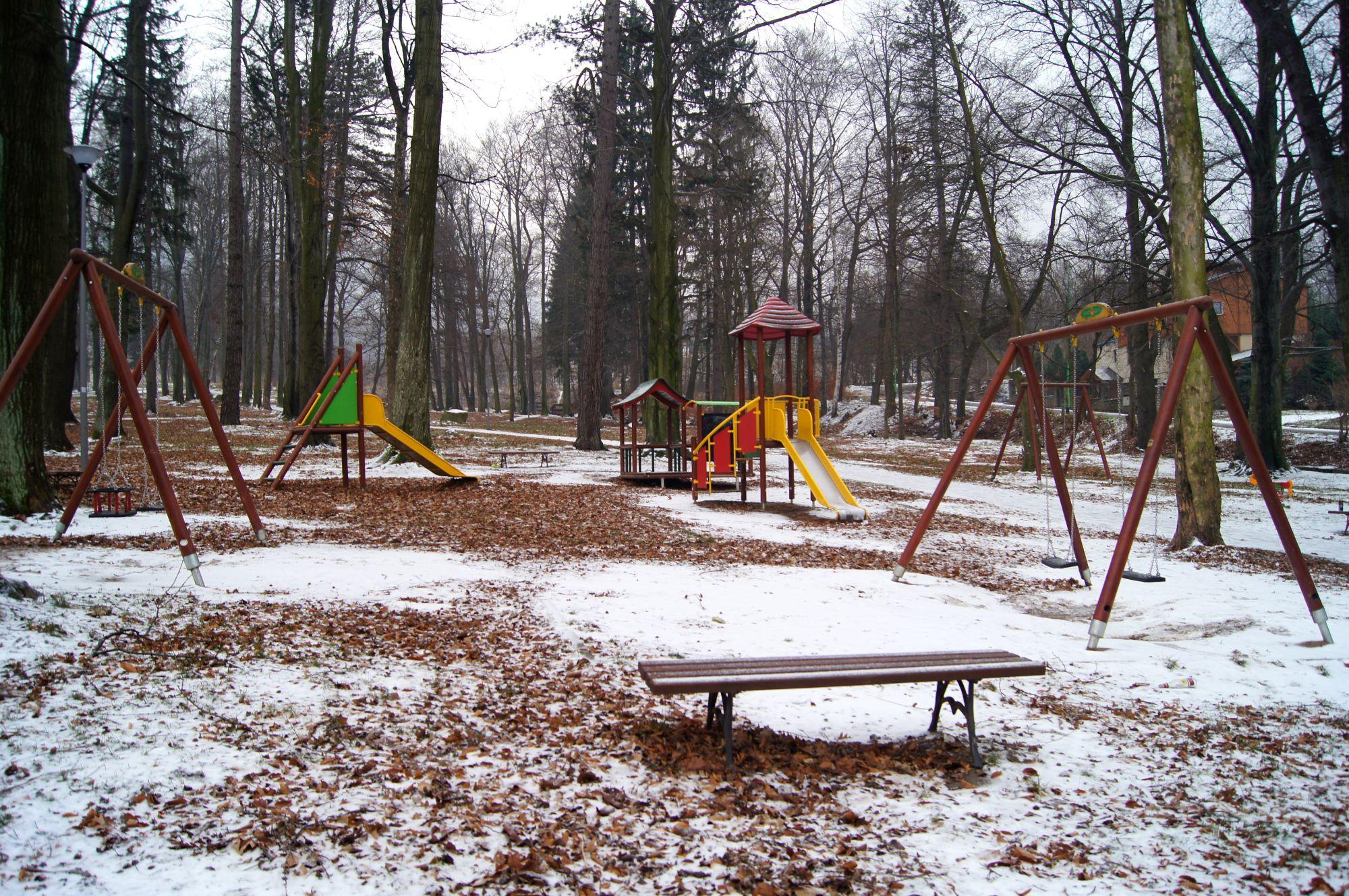 9. Leśny Park Miejski w Kowarach