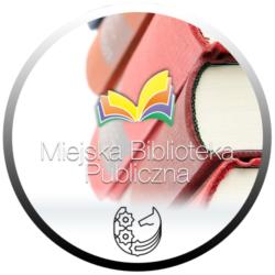 logo miejskiej biblioteki publicznej