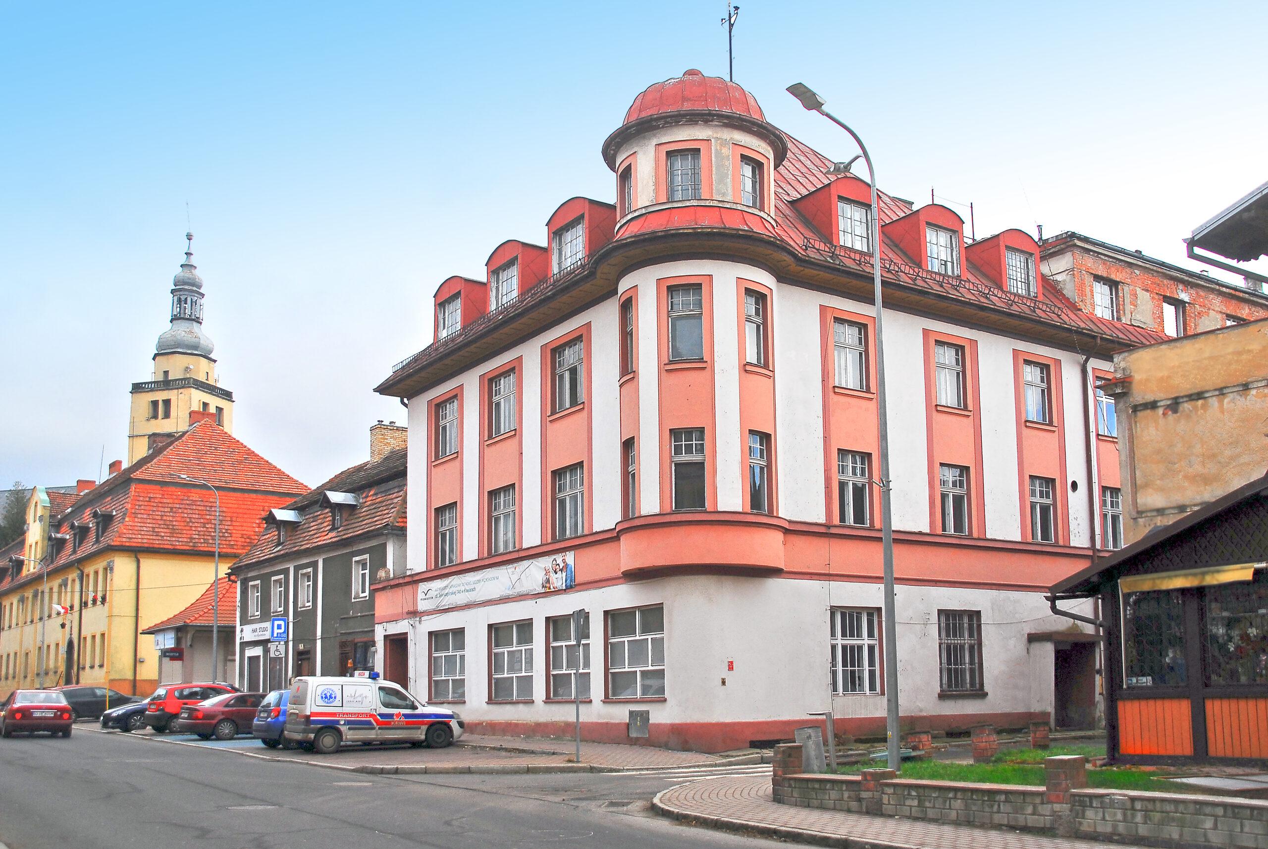 Hotel Pruski Dwór – zdjęcie współczesne