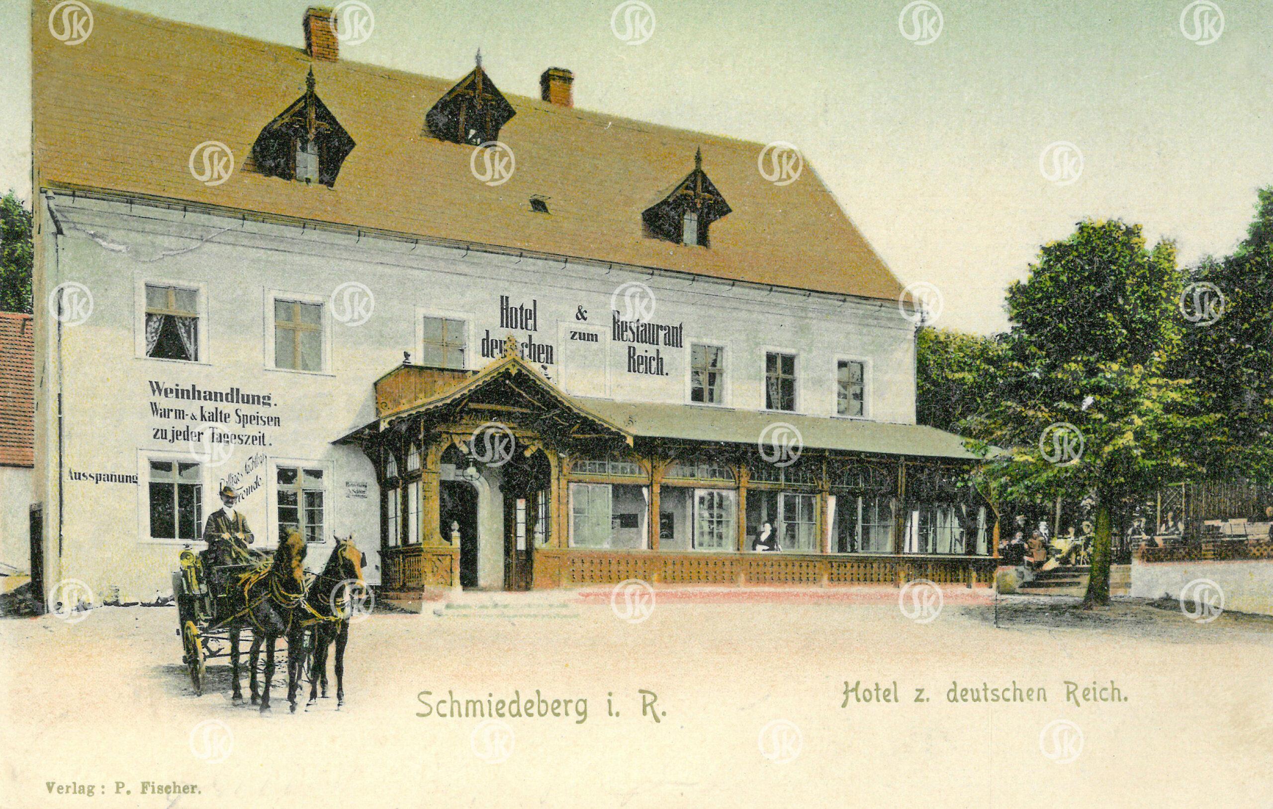 Hotel Rzesza Niemiecka 1