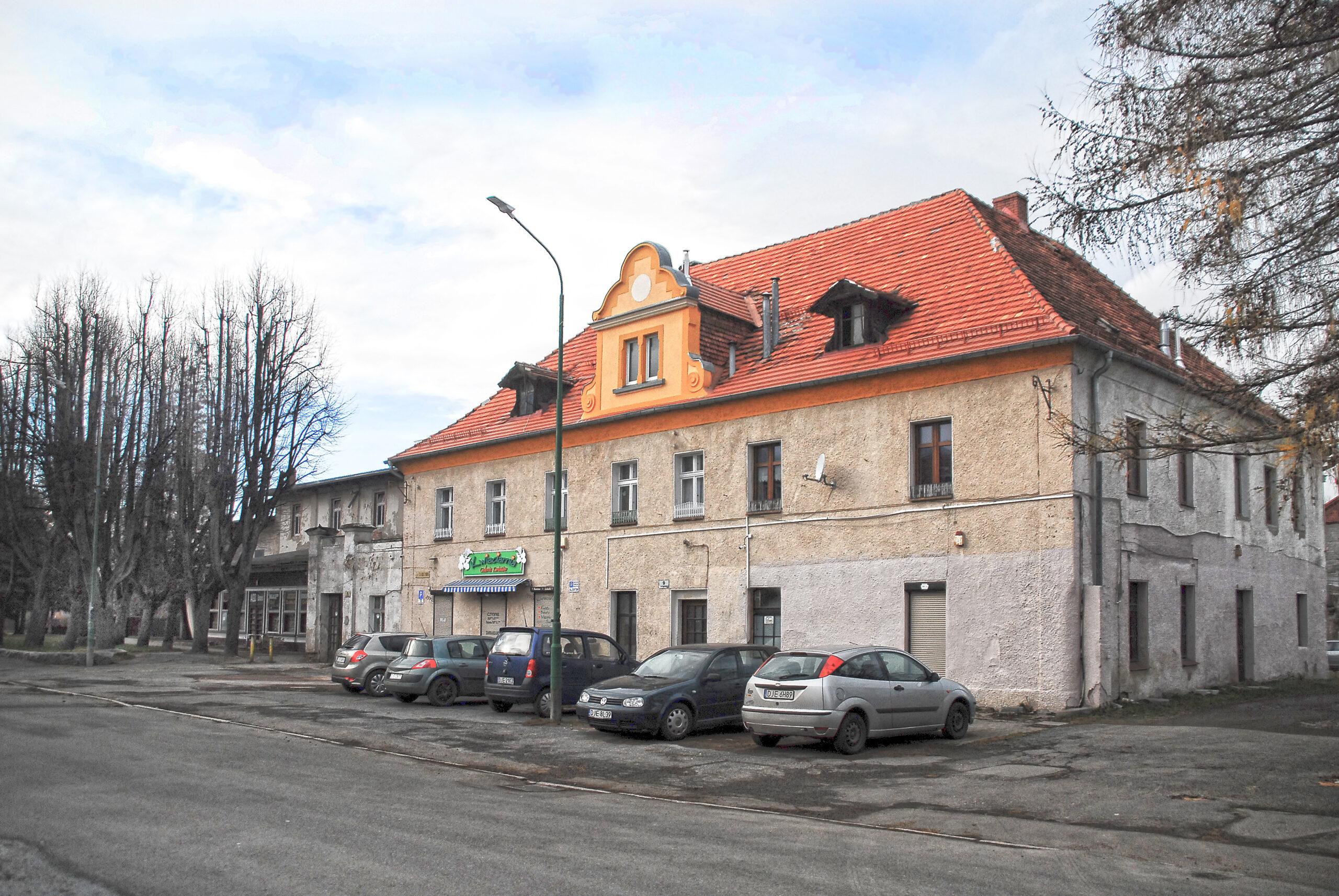 Hotel Schreiber – zdjęcie współczesne