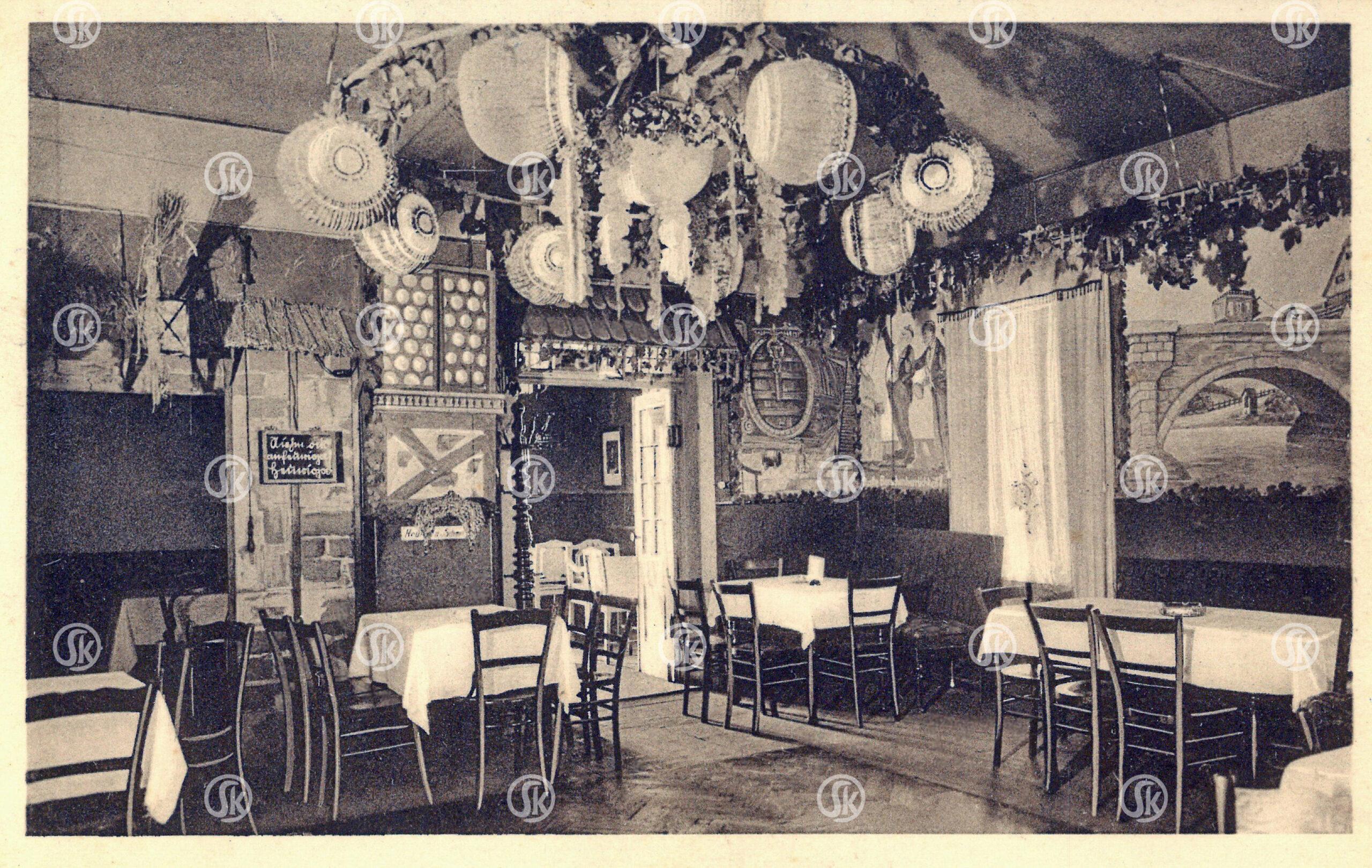 Kawiarnia restauracja Liczyrzepa 3