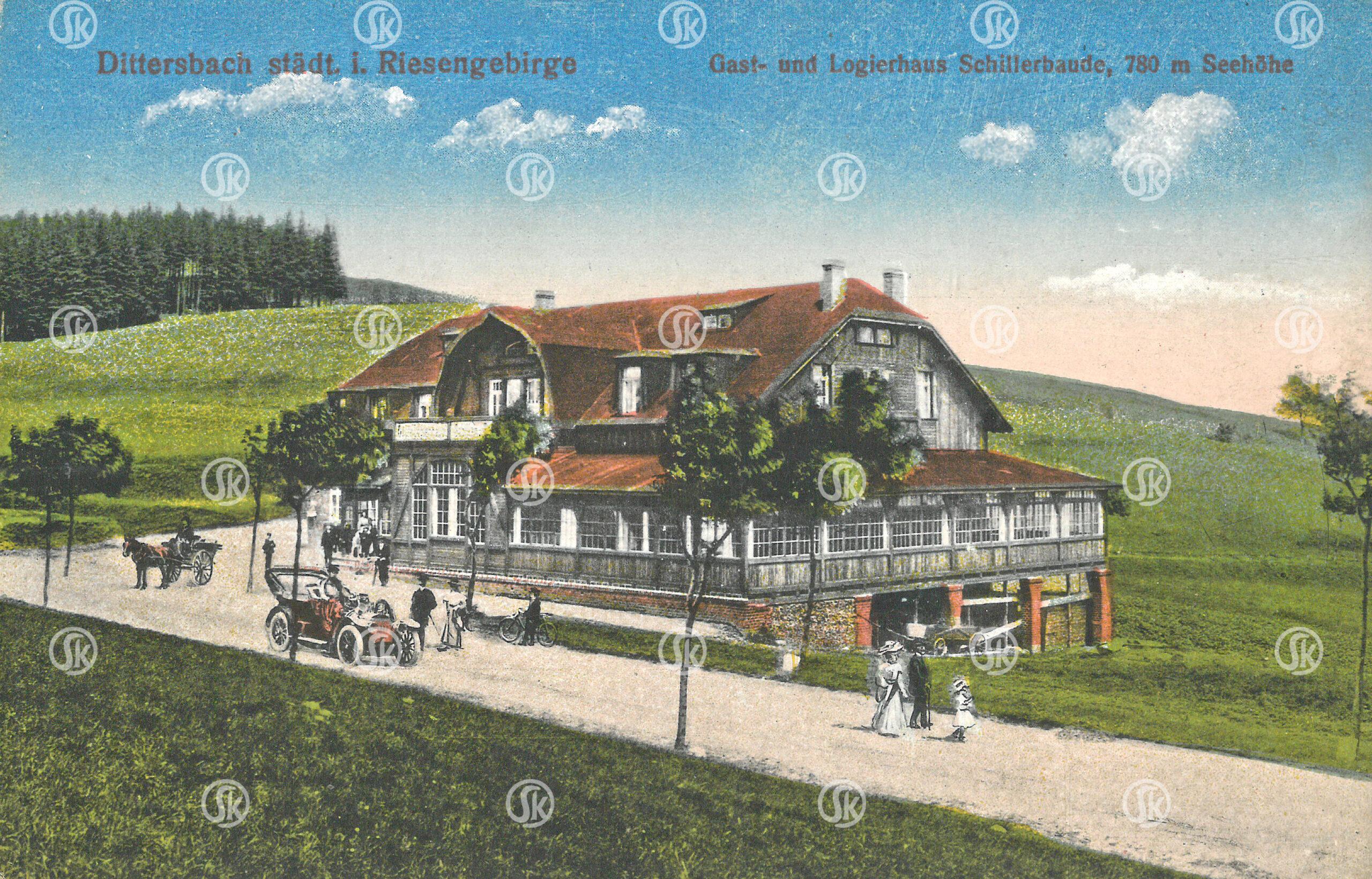 Zajazd Schillera 1